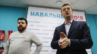Волков и Навальный