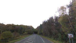 A35 Hinton/Holmsley