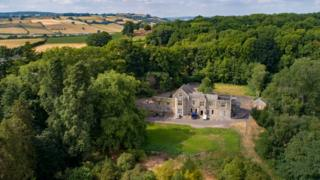 Bronllys Hall