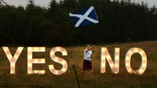 Referendum Skotlandia