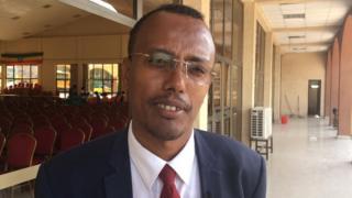 Dr Taadasaa Qana'aa Pirezidaantii Univarsitii Amboo
