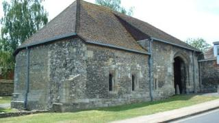 Hyde Abbey