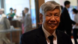 Cựu Tổng Bí thư Đảng Cộng sản Việt Nam Lê Khả Phiêu