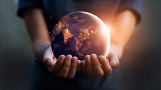 Ilustrasi Bumi