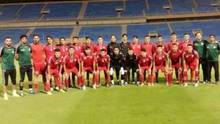 تیم ملی فوتبال زیر ۲۳ سال افغانستان