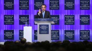 Chinese Premier Li Keqiang in Tianjin 2016