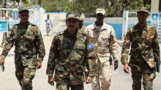 militaires Somalie