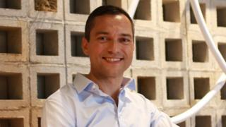 Nathan Blecharczyk, Airbnb co-founder