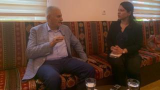 Binali Yıldırım, BBC Türkçe'den Ece Göksedef'in sorularını yanıtlıyor