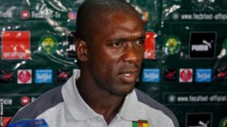 Clarence Seedorf yari yagizwe umutoza wa Cameroun mu kwezi kwa munani mu mwaka ushize wa 2018