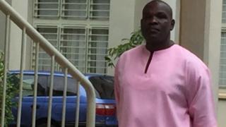 Ladislas Ntaganzwa yafatiwe muri Repubulika iharanira Demokarasi ya Congo mu mwaka wa 2015.