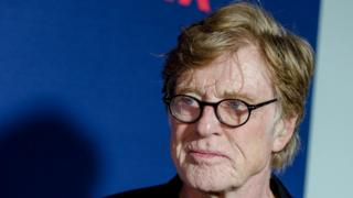 Robert Redford at the New York premiere of 'Our Souls At Night' at The Museum of Modern Art on September 27, 2017 in New York City.