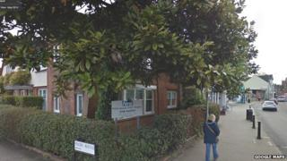 Priory Avenue surgery