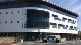 States of Jersey Police Station