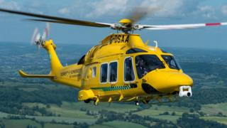 Dorset & Somerset Air Ambulance