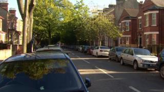 Holyland parking