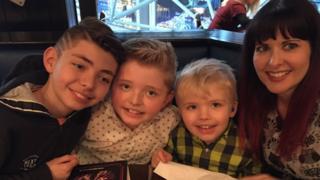 Wendy Newbronner's children