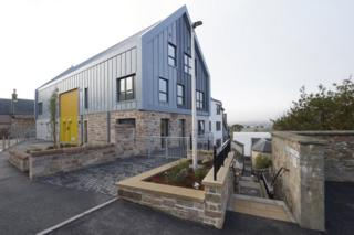 The Raining's Stairs Development, Inverness (Trail Architects for Ark Estates)