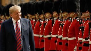 राष्ट्रपति डोनल्ड ट्रम्प