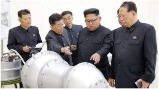 پر شمالي کوریا له ډېرې مودې راهیسې بندیزونه لګول کېږي