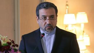 İran Dışişleri Bakan Yardımcısı Abbas Araqchi
