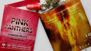 Legal high packets