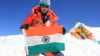 Аншу Джамсенпа вже піднімалась на Еверест у 2011 році