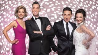 Dame Darcey Bussell, Craig Revel Horwood, Bruno Tonioli and Shirley Ballas