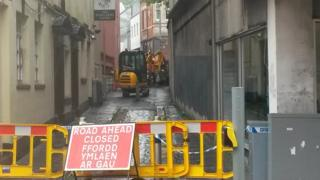 Swansea crash