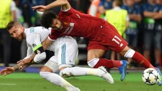 "Mohamed Salah, une ""blessure sérieuse"""