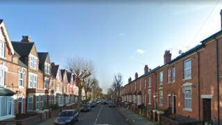 Albert Road, Handsworth