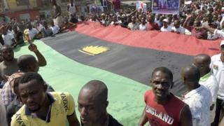Onweghị onye nụrụla olu onye ndu Ipob bụ Nnamdi Kanu kamgbe ọnwa Seputemba, afọ 2017.