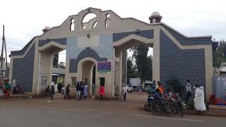 Hospitaala Felaga Hiwot, Baahir Daar