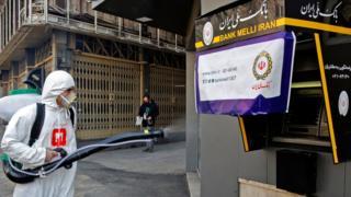 ضدعفونی دستگاه های عابربانک در تهران