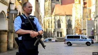 Cảnh sát Đức