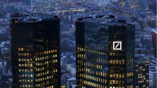 Deutsche Bank towers