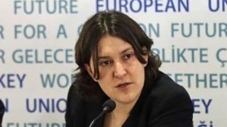 Avrupa Parlamentosu'nun Türkiye Raportörü Kati Piri