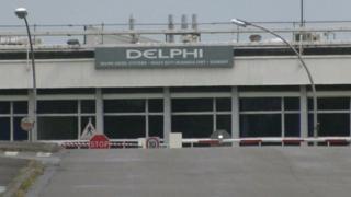 Delphi, Sudbury