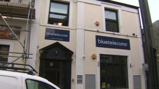 Blue Telecoms