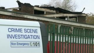 Men in Sheds charity damaged by fire
