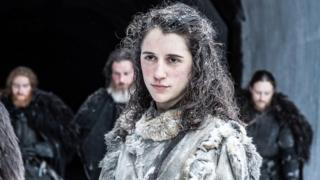 Game of Thrones star's query to open up film industry