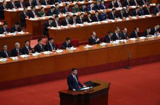 中共第十九次全國代表大會星期三(18日)在北京開幕