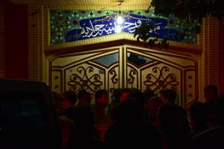 مسجد جوادیه در هرات