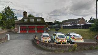 Alresford Fire Station