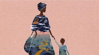 肯尼亞女人