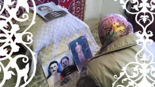88-летняя жительница Грозного