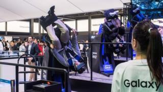 Samsung ha presentado sus nuevas gafas de realidad virtual VR