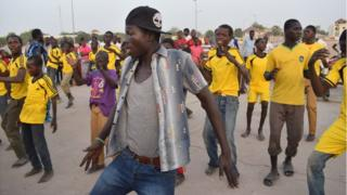 Ce sont plus de 350 enfants qui participent aux ateliers de danse.