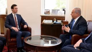 جارد کوشنر در دو روز گذشته با بنیامین نتانیاهو، نخست وزیر اسرائیل دیدار و گفتگو کرده است