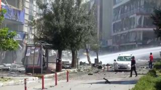 Взрыв в Ване